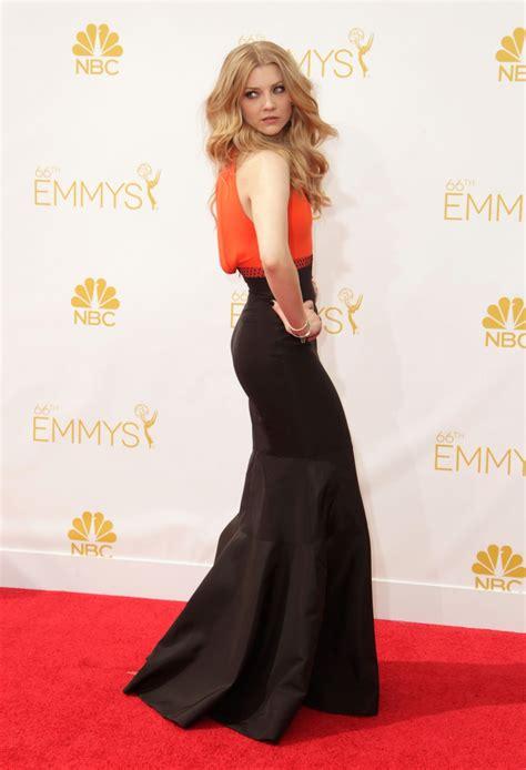 Natalie Dormer 2014 by Natalie Dormer 2014 Primetime Emmy Awards In Los Angeles