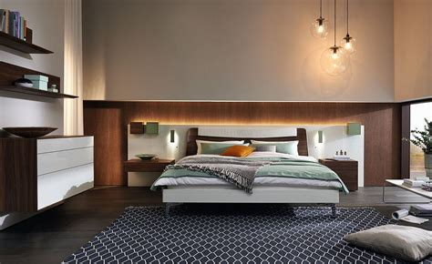 Cozy Contemporary Bedrooms With Matching Wardrobes And Décor