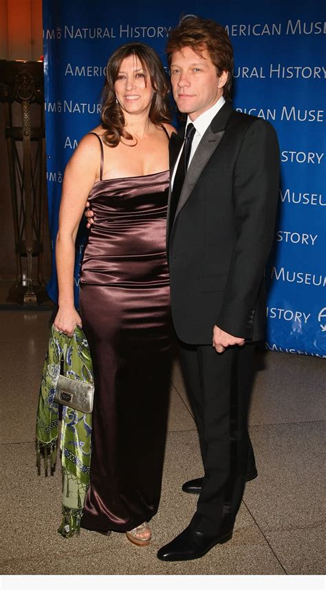 Jon Bon Jovi Dorothea Hurley Celebrities Married