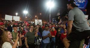 US cities brace for further protests with election result ...