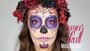 Maquillage D Halloween Pour Fille : maquillage d halloween simple modele de maquillage de sorciere pour petite fille blog festimania ~ Melissatoandfro.com Idées de Décoration