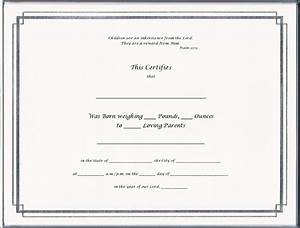 Pics for gt blank birth certificate for Official blank birth certificate