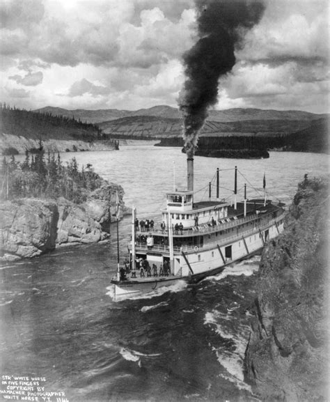 Steamboat Uk by Steamboats Of The Yukon River