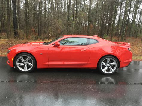 Refreshed And Reinvigorated2019 Chevrolet Camaro Ss