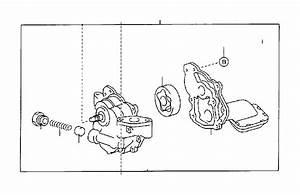 Lexus Gs 400 Engine Oil Pump Relief Valve