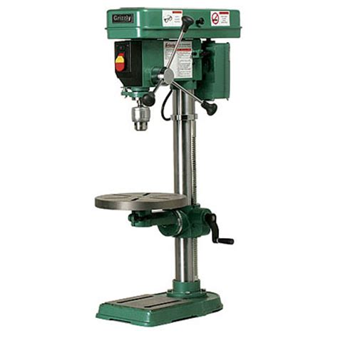 grizzly  benchtop drill press finewoodworking