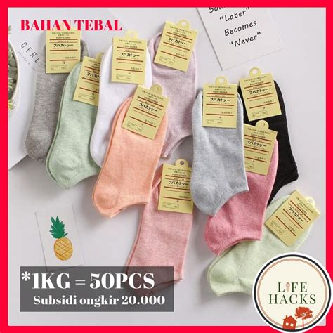 bahan tebal kaos kaki polos warna warni remaja kaos kaki pendek mata kaki kaos kaki