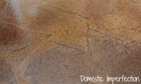 hometalk brown paper bag flooring