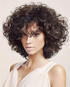 Curly Or Wavy Short Haircuts For 2018 25 Great Short Bob