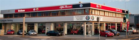 Alfa Romeo Dealers by Alfa Romeo Rolls Into Brisbane