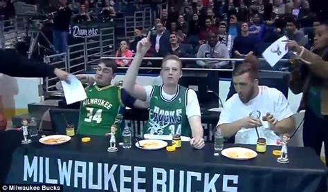 milwaukee bucks daily in position to challenge the cavaliers milwaukee bucks fans enter vegemite competition