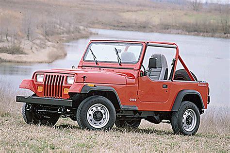 jeep wrangler consumer guide auto