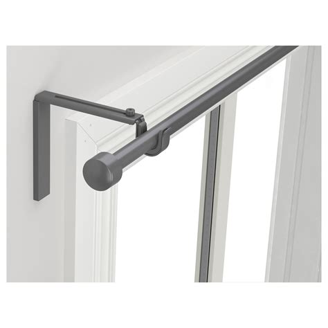 ikea curved curtain rod rooms