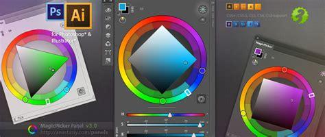 color wheel photoshop magicpicker 171 anastasiy s