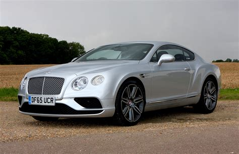 Bentley Continental Photo by Bentley Continental Gt Coupe 2012 Photos Parkers