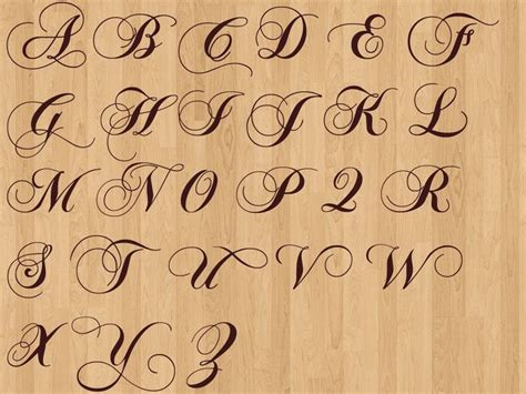 Fancy Calligraphy Letter G