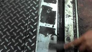 Enlever Colle Moquette Sur Beton : comment enlever de la colle sur un sol youtube ~ Nature-et-papiers.com Idées de Décoration