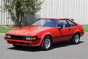 1984 Toyota Celica Supra 5