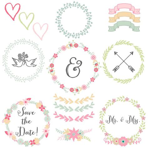 shabby chic clipart shabby chic flowers clipart 52