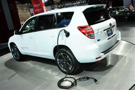 Toyota Rav4 Ev Lease by Update Toyota Says Rav 4 Ev Will Be Sold To The General