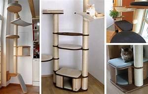 Arbre A Chat En Palette : arbre chat pas cher affaire saisir ~ Melissatoandfro.com Idées de Décoration