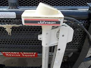 Johnson Electric Trolling Motor Parts