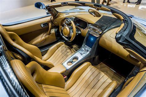 koenigsegg car interior introduction of the koenigsegg regera in geneva