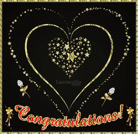 love wedding congratulations  daycom