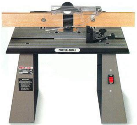 router tables overview