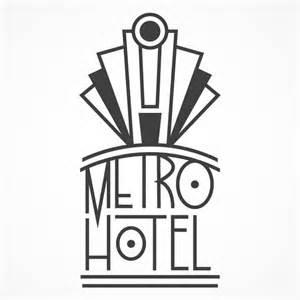Art Deco Graphic Design Logo
