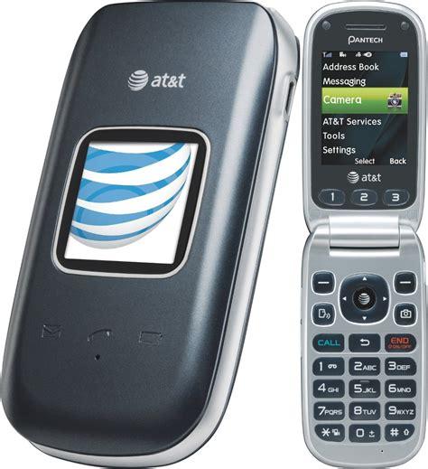 pantech breeze iii p flip phone unlocked gsm gray