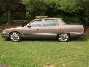 Purchase Used 1995 Cadillac Deville Base Sedan 4