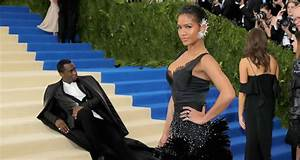 Cassie Takes the Spotlight While Diddy Lounges on the Met ...