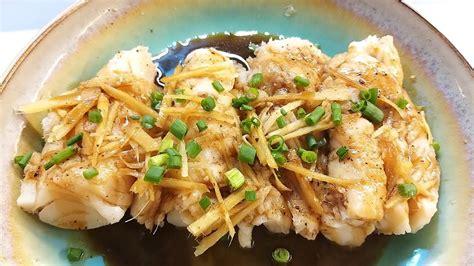 Ciri khas sajian mi ala hong kong adalah mi dengan ukuran. Very easy the best chinese steam fish fillet recipe , resep dteam daging kukus Hong Kong style # ...