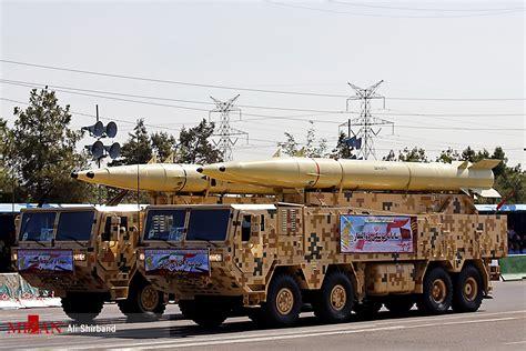 Iran unveils 'Zolfaghar', 'Khorramshahr' missiles in parades
