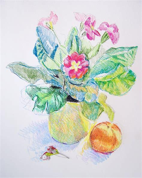 disegni con fiori colorati 1001 idee per disegni facili da fare e da copiare