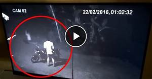Real Paranormal Activity Caught on CCTV Camera?