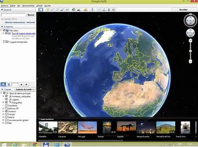 Google Earth Descargar Windows Screenshot Gratis Android