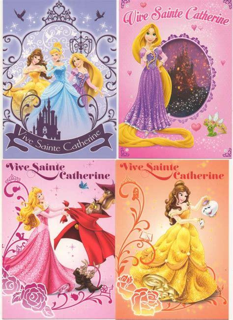 Carte De Sainte Catherine Disney by Carte Postale Princesse Disney A Imprimer