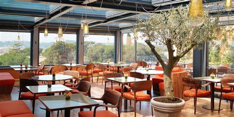 veranda terrazza gourmet restaurants rome la terrazza hotel