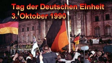 tag der deutschen einheit  oktober  youtube