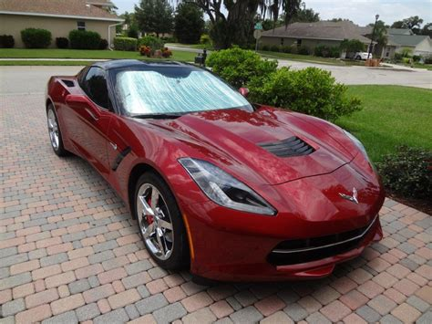 Chevrolet Corvette C7 Stingray Z06 Windshield Sunshade