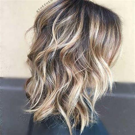pretty lob haircut ideas   copy