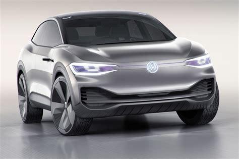 Volkswagen Id Crozz Concept Latest Piece Of Vws Id