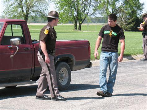 field sobriety tests  michigan