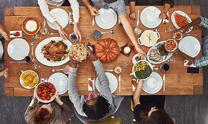Thanksgiving Dinner Party Cooking Meals Cook Covid