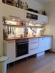 Ikea Küche Alt : ikea k che faktum zu verkaufen vb 650 eur in m nchen k chenm bel schr nke kaufen und ~ Frokenaadalensverden.com Haus und Dekorationen