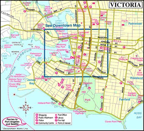 victoria british columbia canada city guide