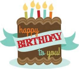 Happy Birthday To You! SVG birthday cake svg file birthday