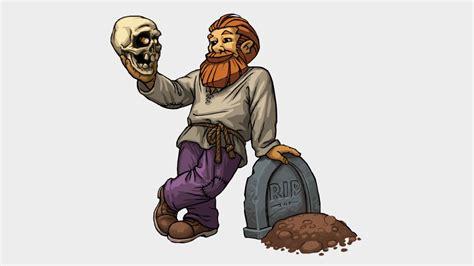 keeper graveyard pc gamer